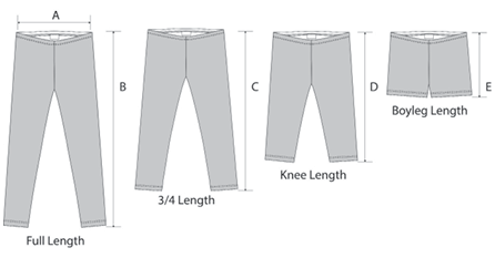 Leggings Style Sheet
