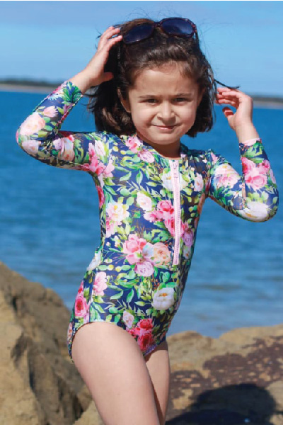 Girls Stinger Suit PDF Pattern